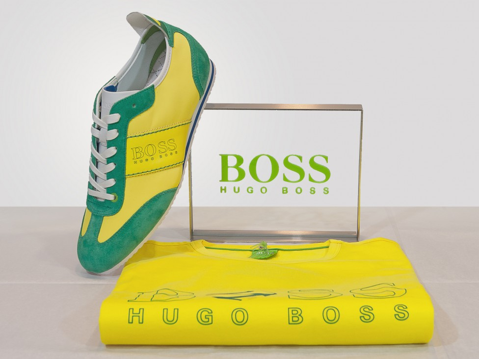 Collection Sport Wear H. Boss 2014