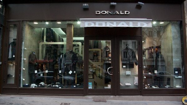 Donald - Prêt à porter de luxe pour Hommes