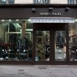 Donald Paris - prêt à porter de luxe pour hommes
