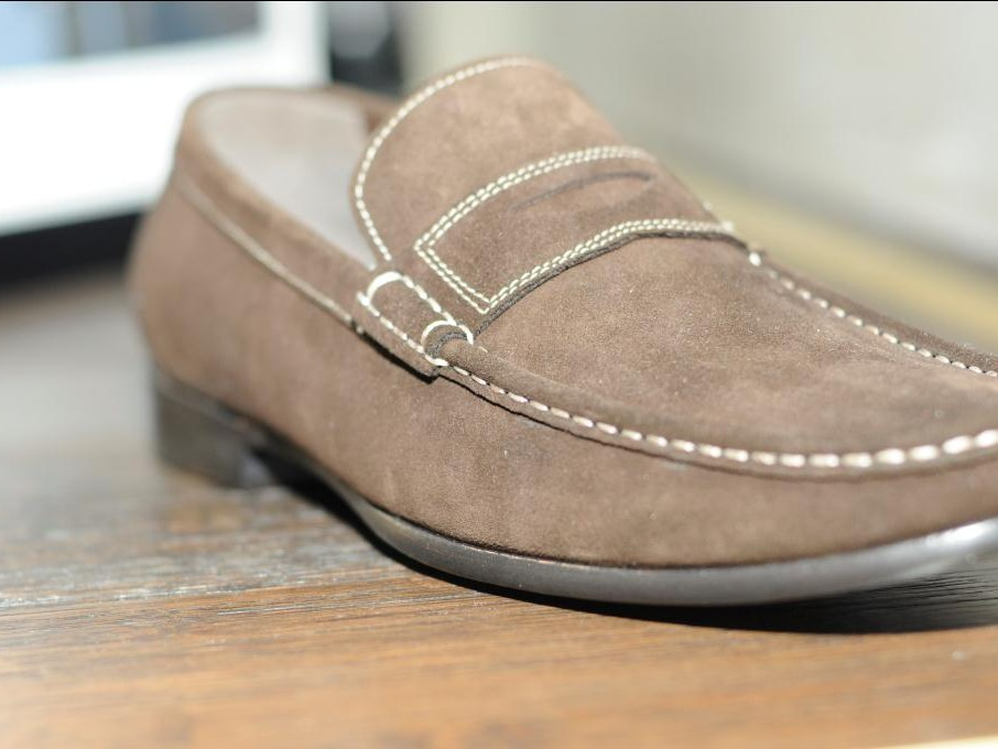 Chaussures Daim Italien