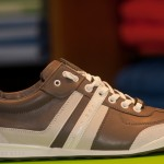 Chaussures Hugo Boss Gris