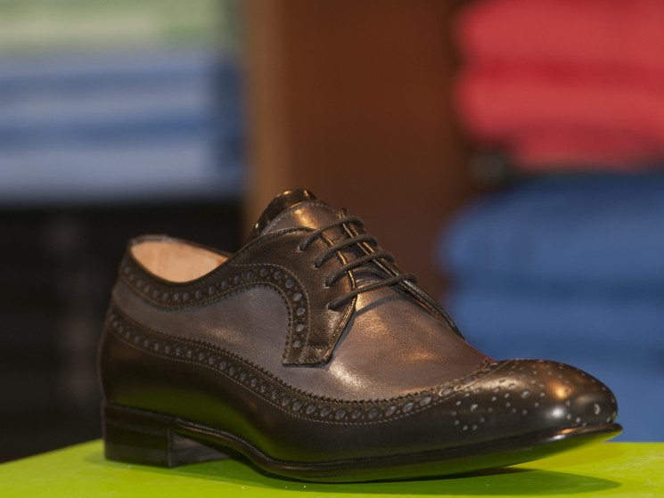 Chaussures André Zori Cuir