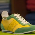 Chaussures Hugo Boss Coupe Du Monde 2014 jaune