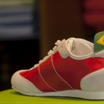 Chaussures Hugo Boss Coupe Du Monde 2014 rouge