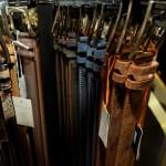 Notre Gammes de ceintures : H. Boss // Paolo Da Ponte // André Zori //
